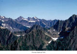 Glacial cirque near Mount Anderson, Olympic National Park, date unknown