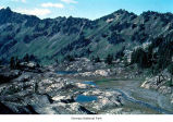 Ferry basin near the Mount Ferry in Bailey Range, Olympic National Park, date unknown