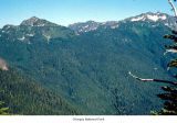 Mount Hopper and Mount Stone, Olympic National Park, date unknown