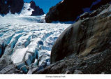 Blue Glacier near Blizzard Pass, Olympic National Park, date unknown