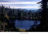 Lake Margaret, Olympic National Park, ca. 1992