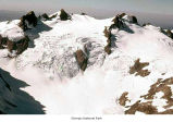 Blue Glacier and Mount Olympus summit, Olympic National Park, date unknown