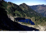 Blue Lake, Olympic National Park, date unknown