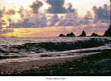 Rialto Beach sunset, Olympic National Park, date unknown