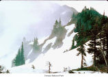 Klahhane Ridge mist, Olympic National Park, date unknown