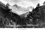 Olympic Mountains near Lake Crescent, probably in Clallam County, date unknown