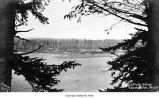 La Push, possibly viewed from James Island, date unknown