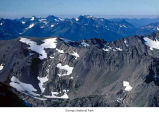 Glacial cirque in the Olympic Mountains, Olympic National Park, date unknown