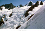Blue Glacier on Mount Olympus, Olympic National Park, date unknown