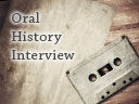Samuel Stroum interview, audio...