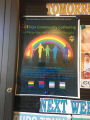 Poster for LGBTQA Community Gathering at UW Bothell, May 20, 2015