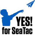 Yes! for SeaTac Twitter Archived Website