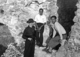 Blanche Payne and others, Ohrid, Macedonia (Southern Serbia, former Yugoslavia), circa 1930-1937