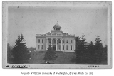 Territorial University main building exterior, Seattle, n.d.