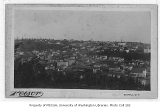 Seattle, bird's eye view looking east, ca.1884