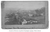 Residential area near Lake Union, Seattle, 1883