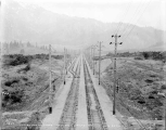 Great Northern Railway yards, Leavenworth, ca. 1929