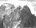 Pinnacles of Mt. Index from Lookout Point, 1929