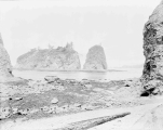 Pacific Ocean at La Push, ca. 1930