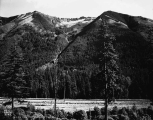 Great Northern Railway tracks east of the Cascade Tunnel, ca. 1929