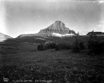 Logan Pass at Glacier National Park, Montana, ca. 1932