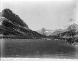 Many Glaciers at Ptarmigan Ridge, Glacier National Park, ca. 1931