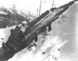 Great Northern Railway train wreck at Scenic, 1932