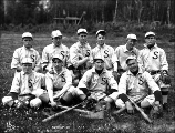 Baseball team, Skykomish, 1913