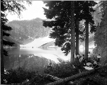 Camping at Lake Serene, ca. 1925