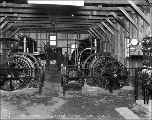 Diesel engines, Mill Creek Camp, June 16, 1926