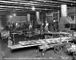 Interior of workshop showing drill sharpeners, Scenic, ca. 1926