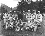 Baseball team, Index, May 23, 1926