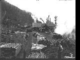 Index Galena Co. lumber mill, ca. 1910