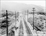 New line of the Great Northern Railway, east of Leavenworth, August 27, 1928