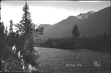 Children on the banks of the Skykomish River, n.d.