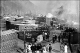 Index Galena Co. lumber yard fire, October 8, 1911