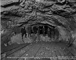 Breakthrough in the Chumstick Tunnel, December 2, 1927