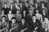 Members of the Ontarions fraternity, September 24, 1944