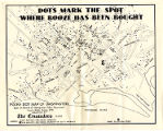 The Crusaders map and report regarding Prohibition sent to Senator Wesley Jones, 1932