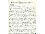 Reverend George Waters letter to Senator Wesley Jones regarding liquor on the Yakima Indian...