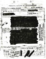 FBI report from an unidentified agent describing an interview with an unknown associate of Gordon...