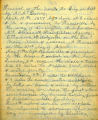 Arthur Armstrong Denny journal account of his overland journey from Illinois to Oregon, April to...