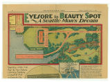 Eyesore to Beauty Spot - A Seattle Man's Dream, article suggesting a public park near the...