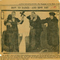 How to Dance and How Not, Seattle Post Intelligencer, December 22, 1922