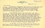 Anna Louise Strong letter to her father, Sydney Strong, regarding Harry Ault and the Seattle Union...