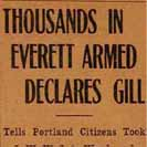 102. Thousands in Everett Armed Declares Gill