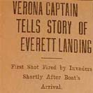 065. Verona captain tells story of Everett landing