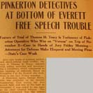 038. Pinkerton Detectives at Bottom of Everett Free Speech Trouble