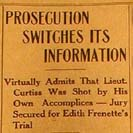 023. Prosecution Switches its Information