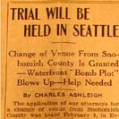 027. Trial Will Be Held in Seattle